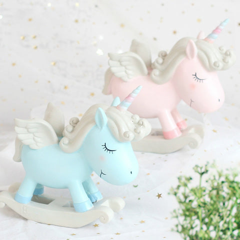 emannashop.com - Unicorn Decorative Figurine