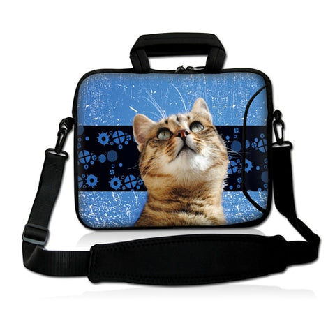 Cat Lovers Notebook Sleeve Bags - D1
