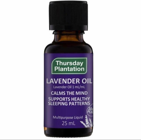Thursday Plantation Lavender Oil 100% Pure from Australia