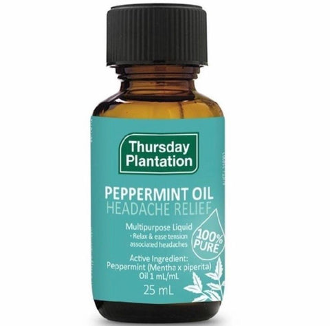 Thursday Plantation Peppermint Oil 100% Pure from Australia