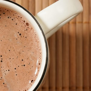 Creamy Hot Cacao