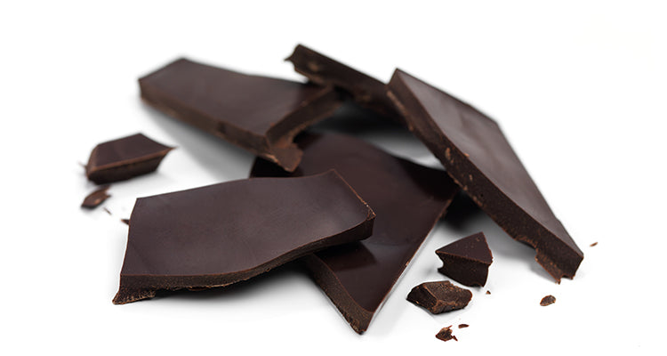 Melt-In-Your-Mouth Dark Chocolate