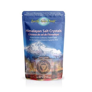 Himalayan Pink Fine Grain Salt | Pure Culinary Grade | Nutrient and Mineral Dense - 1lb