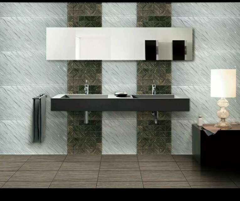 Glass and Ceramic Tiles