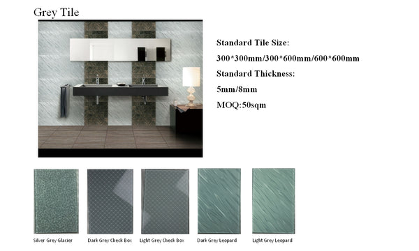 Decopus3D Glass Tile