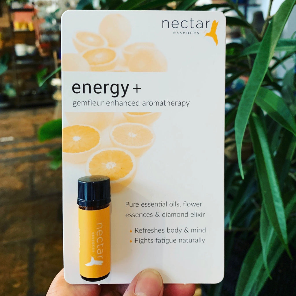 Nectar Essences Energy