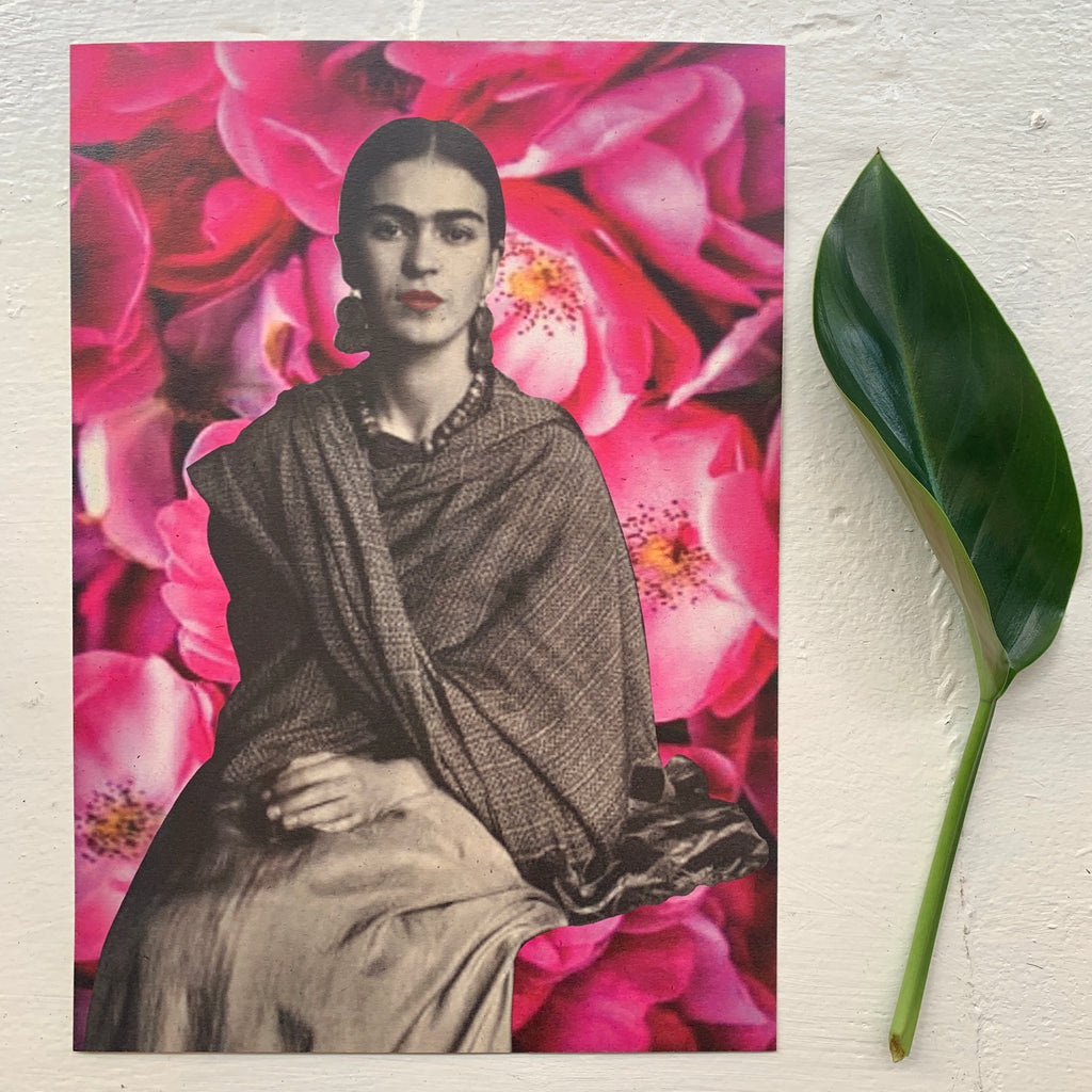 Frida Kahlo - Flower