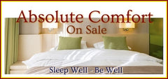 Absolute Comfort on Sale