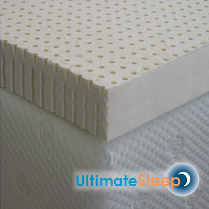 Natural Latex Mattress Topper Pad