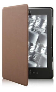 Folio Leather Case for Kindle 4/5