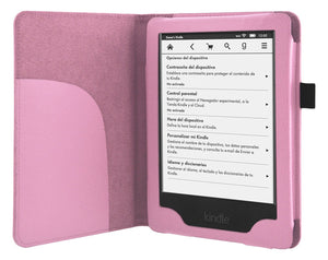 Kindle Paperwhite, Kindle 6th / 7th Gen Side-Open Case