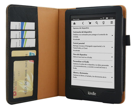 Kindle Paperwhite Wallet Case