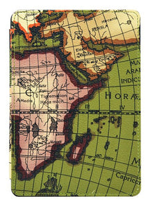 Map Print Case for Kindle Paperwhite