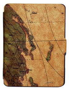 Kindle Paperwhite Map Case