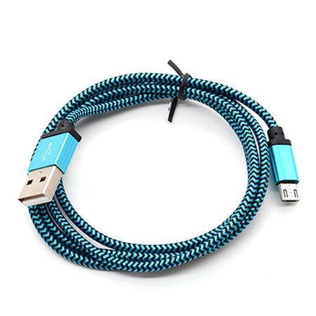 Kindle USB Cable, Braided Duo, for Data and Charging