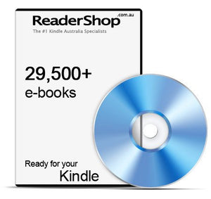 DVD with 29,500 copyright free ebooks