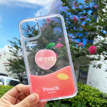 Load image into Gallery viewer, Peach Sorbet iPhone Case
