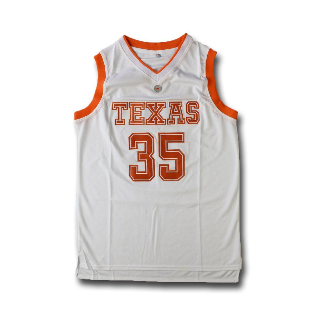 Kevin Durant #35 Texas Longhorns Basketball Jersey