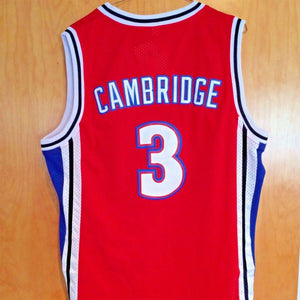 Calvin Cambridge #3 Like Mike Los Angeles Knights Basketball Jersey