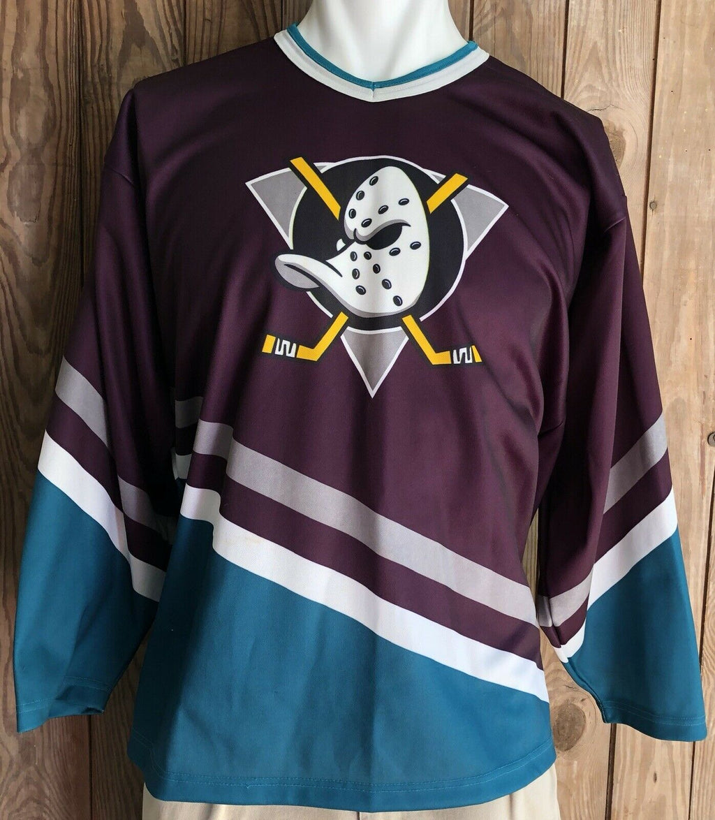 Mighty Ducks Movie Ice Hockey Kevin Conway #96