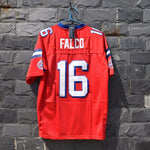 The Replacements #16 Shane Falco Washington Sentinels Movie Football Jersey