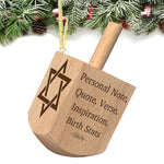 My First Hanukkah Dreidel Ornament