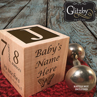 Birth Announcement Block