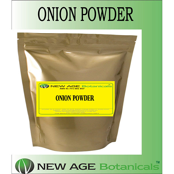 ONION POWDER - High Quality - Non GMO - 100g