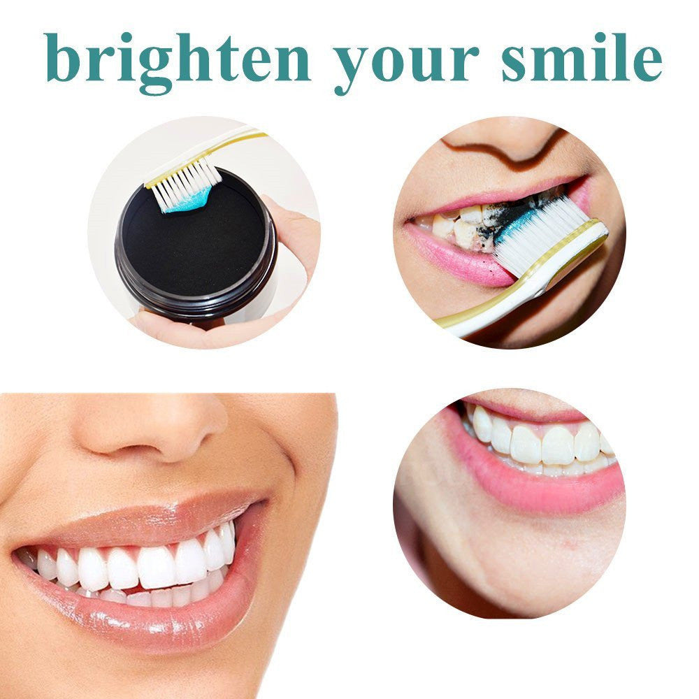 Teeth Whitening Powder Natural Activated Charcoal Whitening Tooth Teeth Powder T
