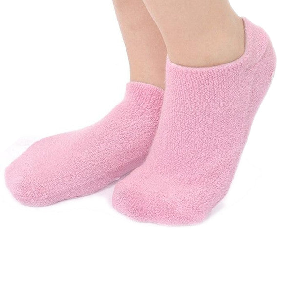 Moisturizing Spa Gel Socks