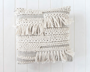 Cushion 'Lucknow' - Natural