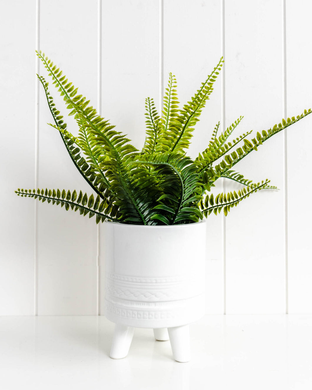 Planter Pot - Blanche 13x13x17