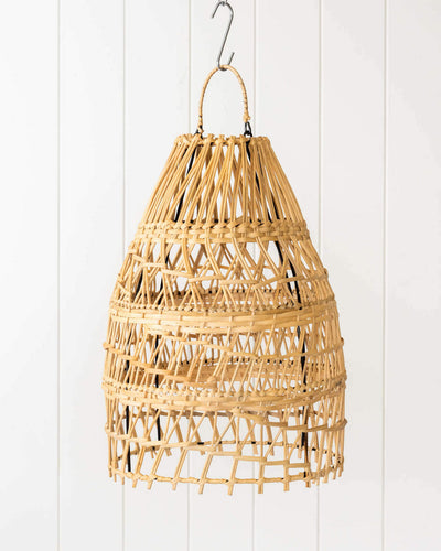 Woven light shade 'Natural'