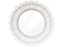 Load image into Gallery viewer, Batu Mirror - White-wash 100x100