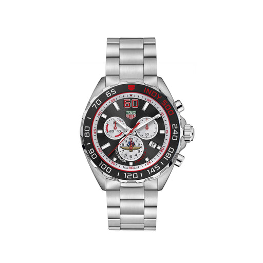 TAG HEUER FORMULA 1 LIMITED EDITION INDY 500 WATCH 43MM - CAZ101V.BA0842