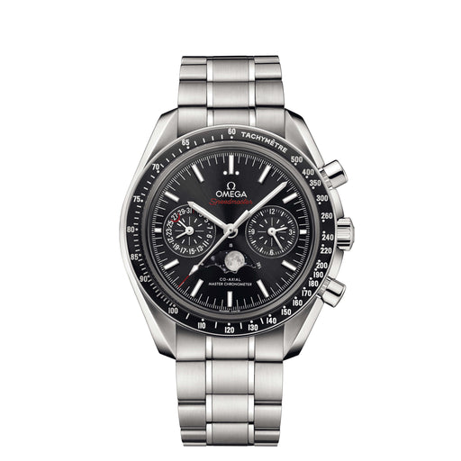 OMEGA SPEEDMASTER MOONWATCH MASTER CHRONOMETER MOONPHASE 44.25MM O30430445201001