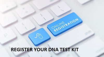 Register your Grandparent DNA Test kit