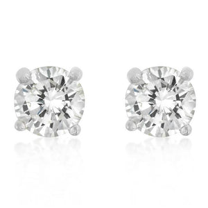 Jacqueline Stud Earrings - Jewelry Xoxo
