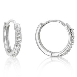 Classic Tiny Hoop Earrings - Jewelry Xoxo