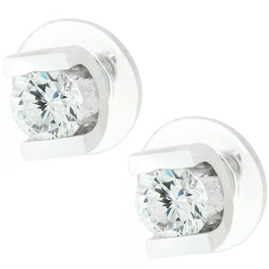 Brilliant Set Cubic Zirconia Earrings - Jewelry Xoxo