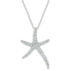 Starfish Necklace - Jewelry Xoxo