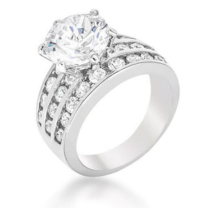 Classic Engagement Ring - Jewelry Xoxo
