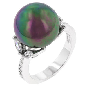 Tahitian Princess Ring - Jewelry Xoxo