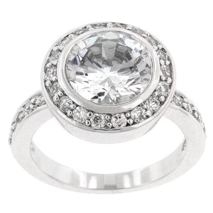 Gatsby Engagement Ring - Jewelry Xoxo