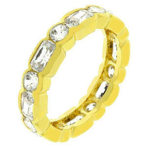 Juliette Eternity Ring - Jewelry Xoxo