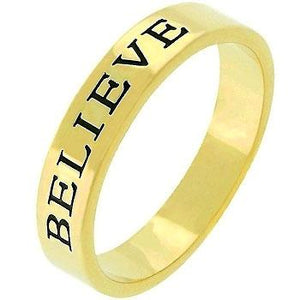 Believe Fashion Band - Jewelry Xoxo
