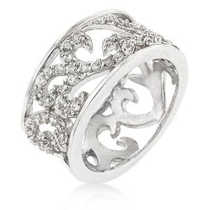 Parisian Elegance Ring - Jewelry Xoxo