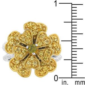 Clover Petals Ring - Jewelry Xoxo