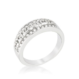Petite Crystal Band - Jewelry Xoxo