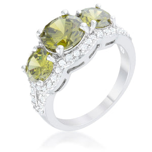 Olive Classic Trio Ring - Jewelry Xoxo